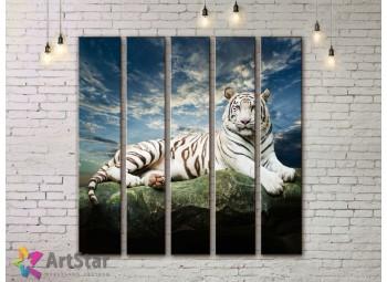 Модульные картины с животными, Art. ANIM778108