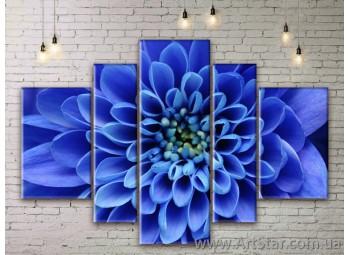 Модульные Картины Цветы, Art. FLWM0127