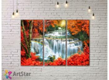 Модульные картины пейзажи, Art. NAA778024
