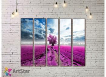 Модульные картины пейзажи, Art. NAA778060