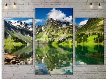 Модульные картины пейзажи, Art. NATA777003