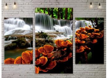 Модульные картины пейзажи, Art. NATA777009