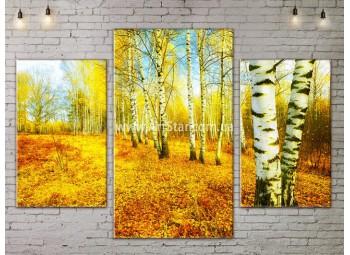 Модульные картины пейзажи, Art. NATA777023