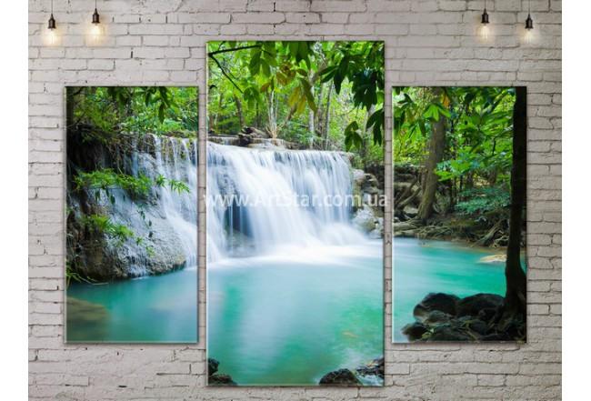 Модульные картины пейзажи, Art. NATA777029