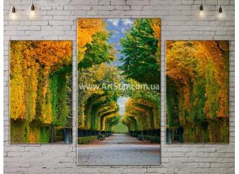 Модульные картины пейзажи, Art. NATA777031