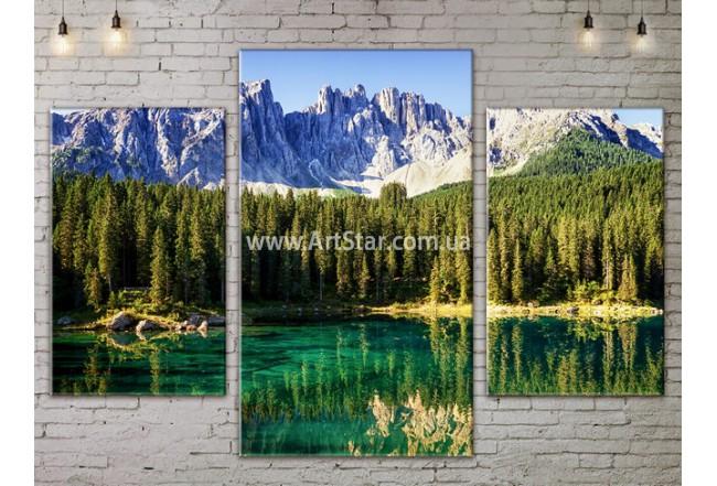 Модульные картины пейзажи, Art. NATA777039
