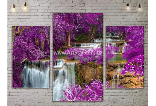 Модульные картины пейзажи, Art. NATA777057