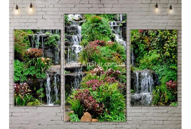 Модульные картины пейзажи, Art. NATA777067