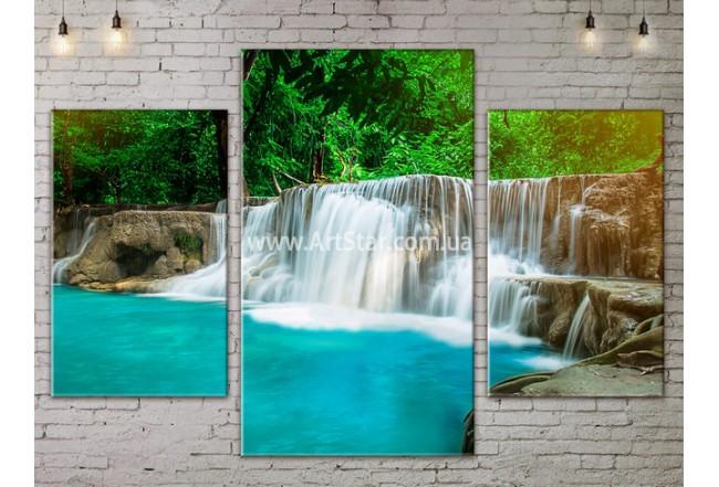 Модульные картины пейзажи, Art. NATA777073