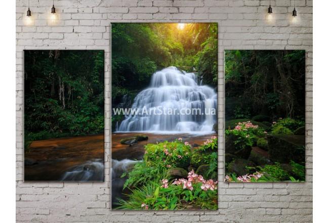 Модульные картины пейзажи, Art. NATA777085
