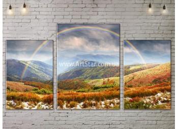 Модульные картины пейзажи, Art. NATA777101