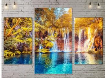 Модульные картины пейзажи, Art. NATA777109