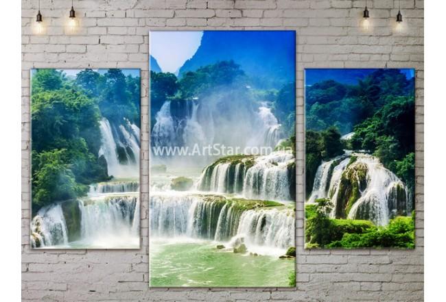 Модульные картины пейзажи, Art. NATA777123