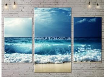 Модульные картины пейзажи, Art. NATA777151