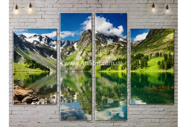 Модульные картины пейзажи, Art. NATA777167