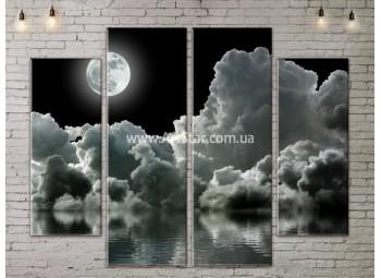 Модульные картины пейзажи, Art. NATA777185