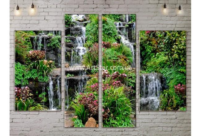 Модульные картины пейзажи, Art. NATA777231