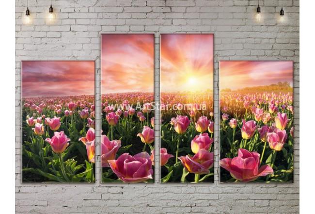 Модульные картины пейзажи, Art. NATA777301