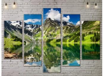 Модульные картины пейзажи, Art. NATA777331