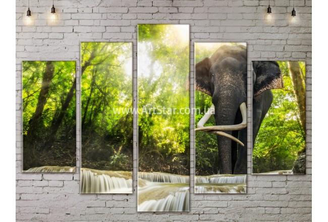 Модульные картины пейзажи, Art. NATA777377