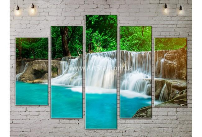 Модульные картины пейзажи, Art. NATA777401