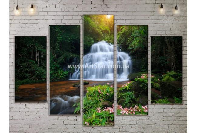 Модульные картины пейзажи, Art. NATA777413