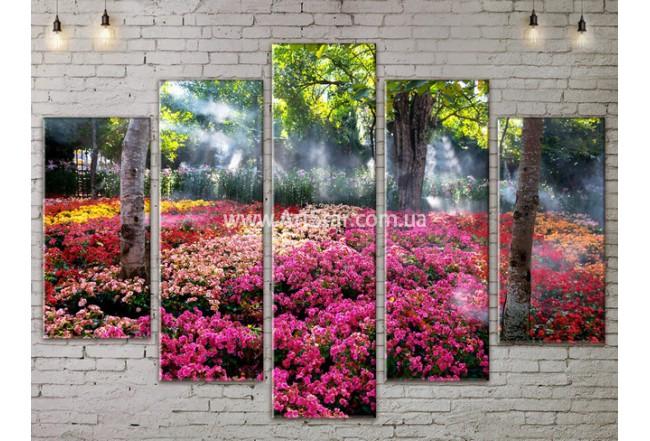 Модульные картины пейзажи, Art. NATA777469
