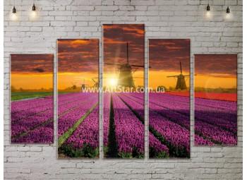 Модульные картины пейзажи, Art. NATA777483
