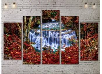 Модульные картины пейзажи, Art. NATA777489