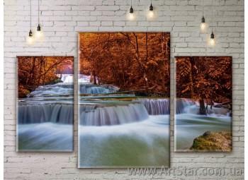Модульные картины пейзажи, Art. NATM0177