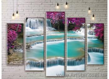 Модульные картины, пейзажи, Art. NATM0271