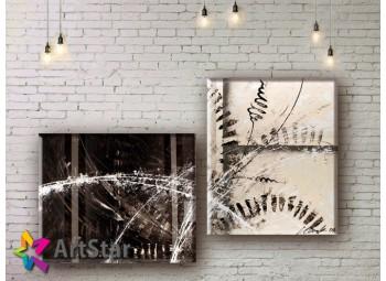 Модульные Картины, рисованные, маслом, Art. MHM17_2_017