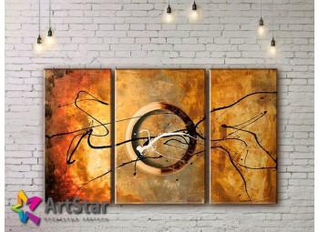 Модульные Картины, рисованные, маслом, Art. MHM17_3_103