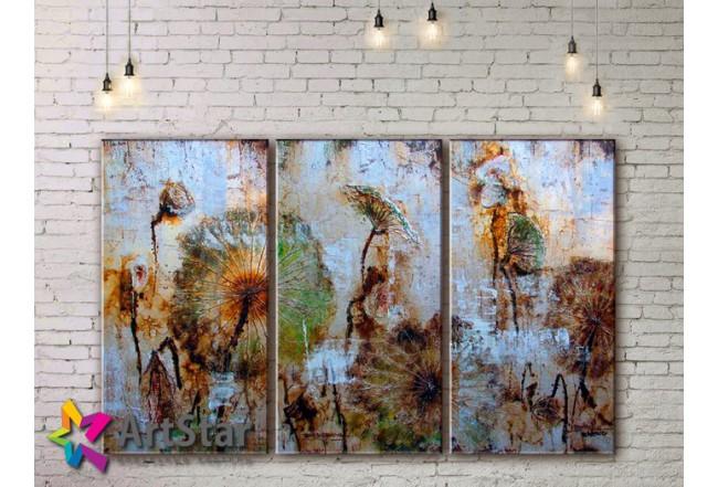 Модульные Картины, рисованные, маслом, Art. MHM17_3_105