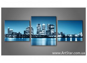 Модульная картина, Города 3 - SALE