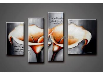 Модульные Картины Маслом, Art. HM778007