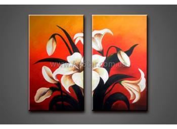 Модульные Картины Маслом, Art. HM778019