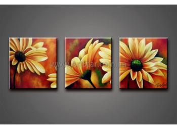 Модульные Картины Маслом, Art. HM778058