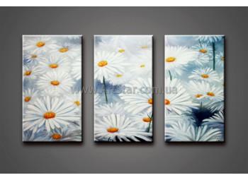 Модульные Картины Маслом, Art. HM778061