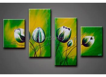 Модульные Картины Маслом, Art. HM778067