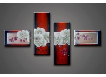 Модульные Картины Орхидея, Art. HM778100