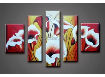 Модульные Картины Маслом, Art. HM778155