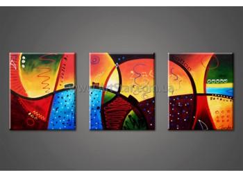 Модульные Картины Маслом, Art. HM888010