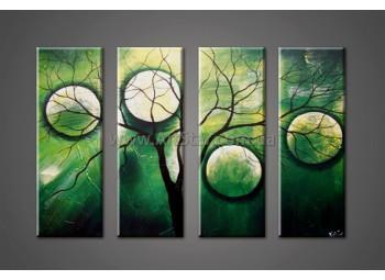 Модульные Картины Маслом, Art. HM888022
