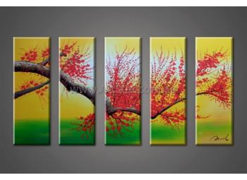 Модульные Картины Маслом, Art. HM888025