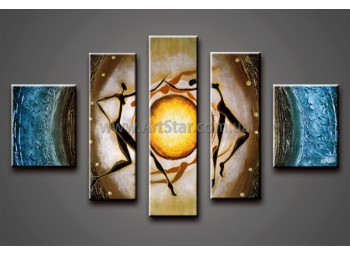 Модульные Картины Маслом, Art. HM888133