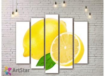 Модульные Картины, Фрукты, Art. KIT778090