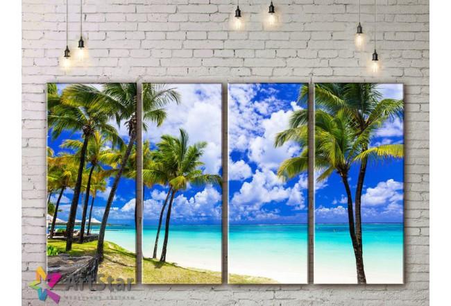 Модульные Картины, Морской пейзаж, Art. SEAA778020