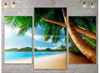 Модульные Картины, Морской пейзаж, Art. SEAA777001