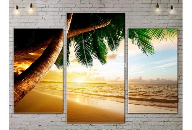 Модульные Картины, Морской пейзаж, Art. SEAA777003